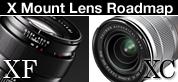 Sitio Especial XF Lens Technology